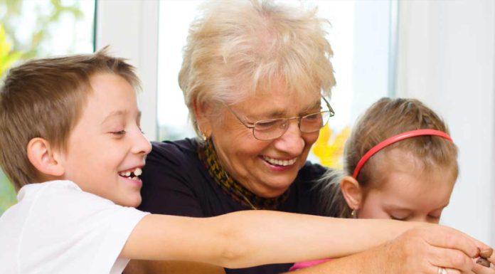 aktiviteter med børnebørn