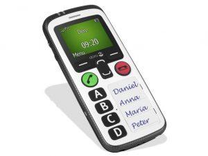 telefon til ældre