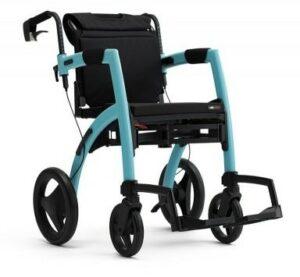 Rollz Motion2 – Anmelderrost kombineret rollator og kørestol